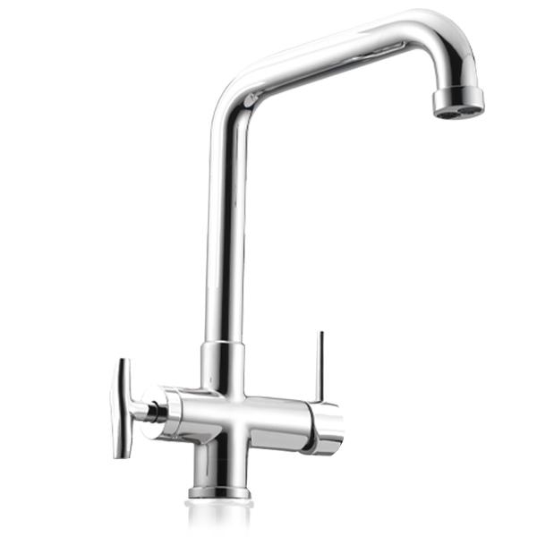 Rubinetto forhome 4 vie per acqua depurata rubinetto per depuratore - Acqua depurata in casa ...