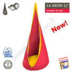 AMACA per Bambino Nido a Sacco Sospeso con Cuscino Removibile mod. Cherry  JOD70-25