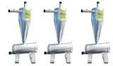 Desiccant Hydrocyclone Filters