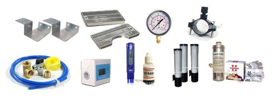 Accessori e Componenti per Depuratori Acqua