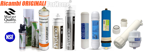 Water Filters and Components