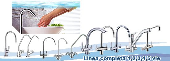 Taps for Water Purifiers