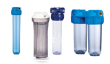 Housings Containers for Filters and Membranes