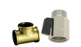Brass / Steel Thermohydraulic Fittings