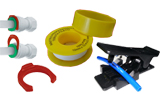 Accessories and Components for Fittings