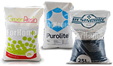Resins for water softening