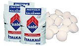 Salt tablets for water softeners