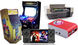 Console Game Retrò Arcade Cabinati, BarTop, RetroPie