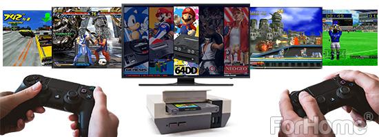Console Raspberry, RetroPie, Arcade, Handheld