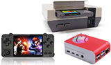 Console Raspberry, RetroPie, Arcade, Portatili