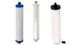 Filters for osmosis containers