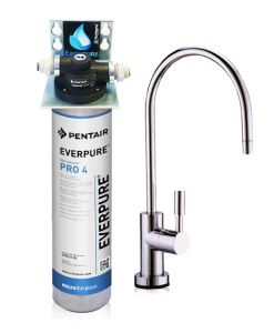 MICRO FILTRATION WATER DISPENSER KIT EVERPURE no UV with FILTER PRO4