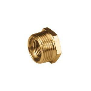 Brass reduction M / F 1/2 - 3/8