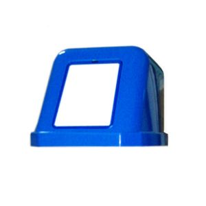 Coperchio Di Ricambio Per Autotrol (15 E 20 Lt) Colore Blu (Senza Vetrino)