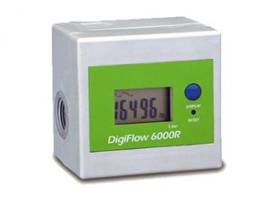 DIGITAL DIGIFLOW CONTENT 6000 VOLUME Liters