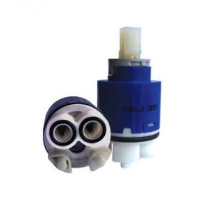 Hot / Cold Spare Cartridge (for taps 10005009, 10005010, 10004003, 10004004) Hot or cold water cartridge (for taps 10005