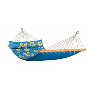 HAMMOCK with PACIFIC DOUBLE SHEET WITH HQR11-35 CUSHION