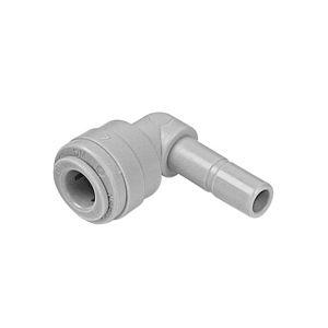 "Quick fit DM fit Elbow with Ø tube hose - Ø 1/4 """