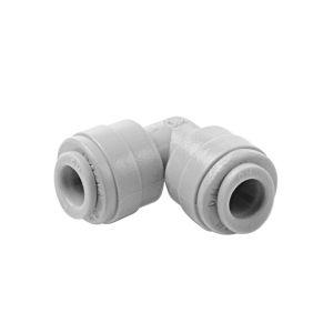 "DM fit quick fitting Intermediate elbow Ø pipe - Ø 1/4 ""pipe"
