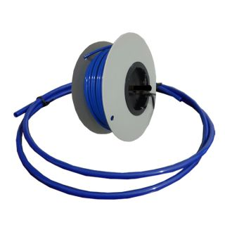 "TUBE DM fit 1/4 ""BLUE - to meter"