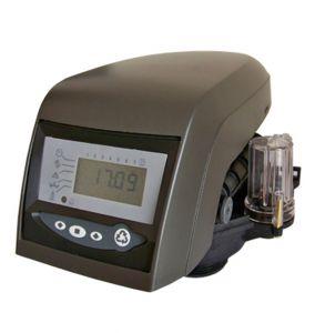 """Valvola Addolcitore Autotrol 255/760 Eco Logix 1"""" - Volume / Tempo (Con Iniettore E Tappo Da 8"""""""