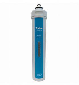 """Filtro Profine Di Ricambio Per Depuratore Acqua """"Uno"""" 0,5 Micron Antibatterico"""