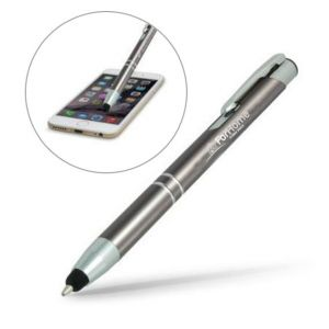 Penna Forhome Paragon Soft Touch Stylus Con Gommino Per Smartphone E Tablet Pad