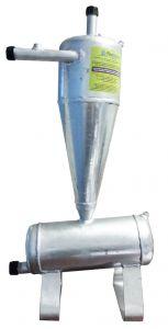 """Filtro IdroCiclone ForHome® Desabbiatore IN/OUT 3/4"""" M Separatore di Sabbia Irrigazione Pozzo"""
