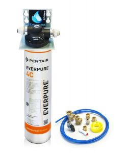 Water Purifier ForHome® Easy Micro Filtration Everpure 4C 1/4 Without Tap (customizable)