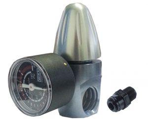 Kit Allaccio Co2 da 8mm Predisposto per Bombola da 1Kg Ricaricabile
