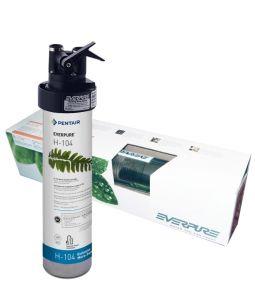 Depuratore Acqua Microfiltrazione Kit Everpure  Domestico Mod. H104 - Senza Rubinetto