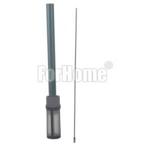 """Brine sump valve 43.30 """"- 110cm. (3/8"""") (Autotrol 255/760 - 740) (or)"""