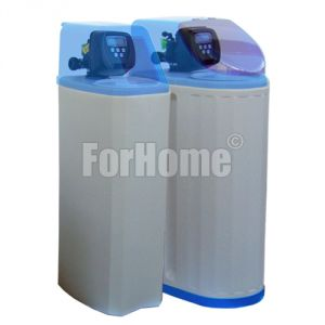 """Water softener ForHome® Cab108 30 lt. Cabinet Resin with Automatic Clack Valve WS1CI 1 """"Volume-Time (or)"""