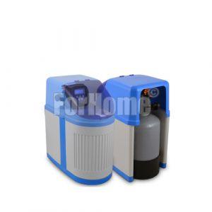 """Addolcitore Acqua ForHome® Cab113 da 8 lt. Resina Cabinato con Valvola Automatica Clack WS1CI 1"""" Volume-Tempo (or)"""