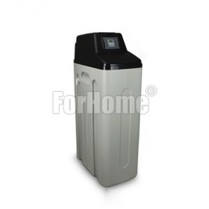 Water softener ForHome® Cab120 25 lt. Cabinet Resin with Automatic Volume-Time Valve (or)