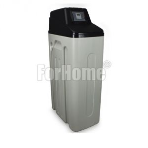 Water softener ForHome® Cab120 35 lt. Cabinet Resin with Automatic Volume-Time Valve (or)