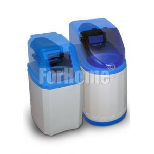 Addolcitore Acqua Oregon ForHome® 10 lt Resina Cabinato con Valvola Autotrol 255/760 Automatico Volume-Tempo (or)