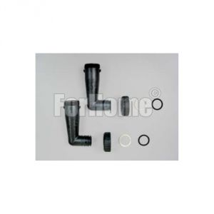 90 ° Clack adapters kit WS1, WS125 (or)