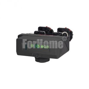 Autotrol Water Softener Valve 368/606 - Time / Volume - with by-pass (or)
