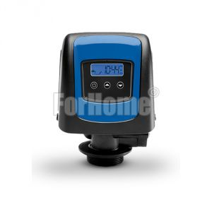 """Fleck 5800 SXT 1 """"Typhoon softener valve - Volume, Time with injector x, DLFC x, BLFC x (or)"""