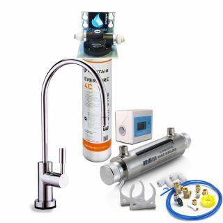 Depuratore Acqua ForHome® Easy Uv Micro Filtrazione Con Everpure 4C