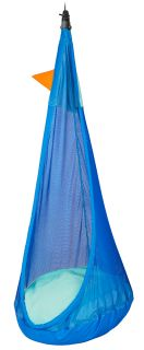 Air Moby Children's Hammock with Removable Cushion and Fixing Included (ds)