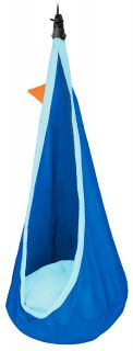 Dolphy Children's Hammock with Removable Cushion and Fixing Included (ds)