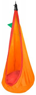 Foxy Children's Hammock with Removable Cushion and Fixing Included (ds)