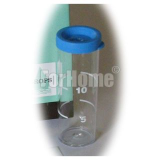 Spare test tube for 20cc test. pack of 10 pieces (or)