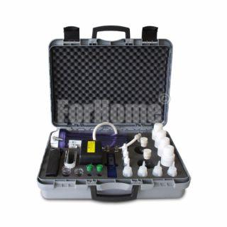Valigetta test acqua doppia dimostrazione Osmosi, Durezza con WA. TEST (or)