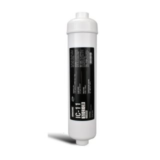 "Ionicore IC-11SCCB 1/4 ""NPT 2,5"" x11 ""- 0,5 micron active carbon filter with activated carbon"