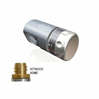 Micro Riduttore di pressione Co2 attacco ACME (or)