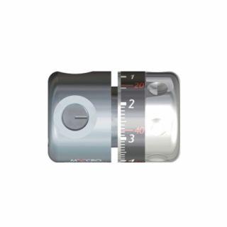 Micro Riduttore di pressione Co2 per bombole monouso attacco 11x1 monouso (or)