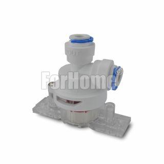 "Mechanical anti-flooding valve 3/8 """